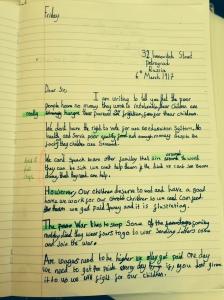 Amal letter